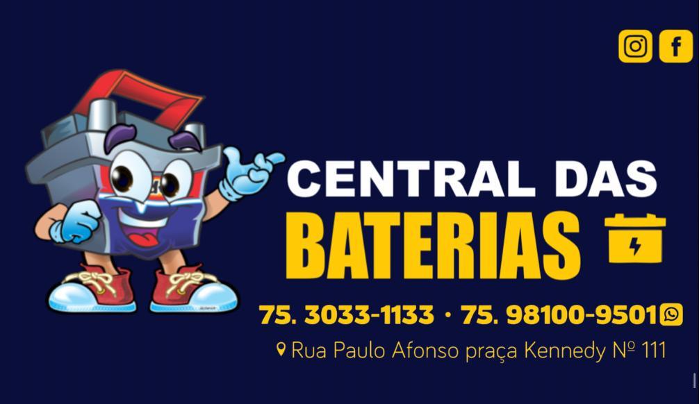 CENTRAL DAS BATERIAS